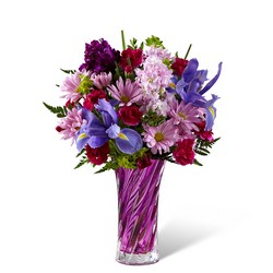 The FTD Spring Garden Bouquet from Swindler and Sons Florists in Wilmington, OH