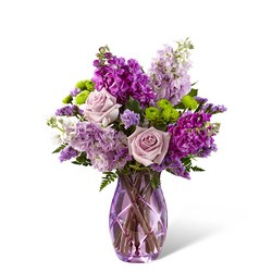 The FTD Sweet Devotion Bouquet by Better Homes and Gardens from Swindler and Sons Florists in Wilmington, OH
