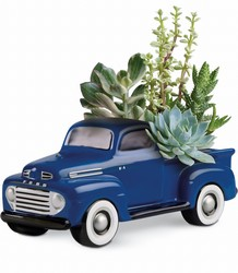 His Favorite Ford F1 Pickup by Teleflora  from Swindler and Sons Florists in Wilmington, OH
