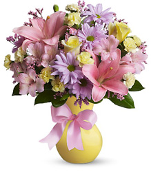 Teleflora's Simply Sweet from Swindler and Sons Florists in Wilmington, OH