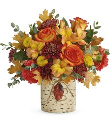 Autumn Colors Bouquet from Swindler and Sons Florists in Wilmington, OH
