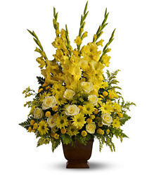 Teleflora's Sunny Memories from Swindler and Sons Florists in Wilmington, OH