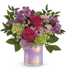 Lovely Lilac Bouquet from Swindler and Sons Florists in Wilmington, OH
