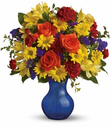 Teleflora's Three Cheers for You! from Swindler and Sons Florists in Wilmington, OH