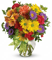 Make a Wish Bouquet from Swindler and Sons Florists in Wilmington, OH