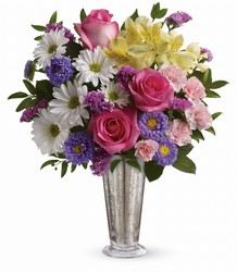 Smile And Shine Bouquet by Teleflora from Swindler and Sons Florists in Wilmington, OH