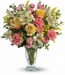 Meant To Be Bouquet by Teleflora from Swindler and Sons Florists in Wilmington, OH