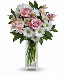 Sincerely Yours Bouquet by Teleflora from Swindler and Sons Florists in Wilmington, OH