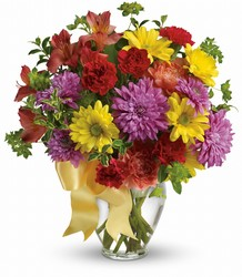 Color Me Yours Bouquet from Swindler and Sons Florists in Wilmington, OH