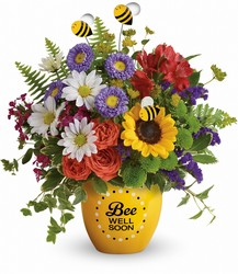 Teleflora's Garden Of Wellness Bouquet from Swindler and Sons Florists in Wilmington, OH