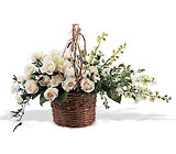 Sympathy flowers, plants, sympathy arrangements to send to the home from Swindler & Sons Florists, your sympathy flower florist in Wilimington, Ohio (OH.)