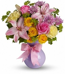 Perfectly Pastel from Swindler and Sons Florists in Wilmington, OH